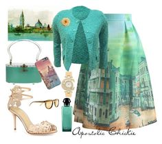 Dreams Of Venice by apostolicchickie on Polyvore