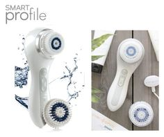 """""""Clarisonic Smart Profile"""" by luxuree ❤ liked on Polyvore featuring beauty and Clarisonic"""