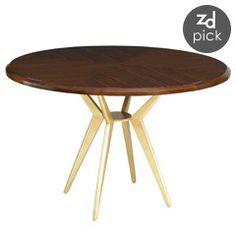 DwellStudio Axel Round Dining Table - Final Sale PR369750