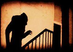 """Nosferatu (Complete Film) - """"Nosferatu, eine Symphonie des Grauens"""" (translated as Nosferatu: A Symphony of Horror; or simply Nosferatu) is a 1922 German Expressionist horror film, directed by F. Murnau, starring Max Schreck as the vampire Count Orlok. Max Schreck, Gothic Horror, Real Horror, Horror Films, Horror Stories, Horror Art, Dracula Film, Nosferatu 1922, World Cultures"""