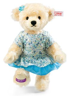Isabel Liberty Art Teddy EAN 677717 by Steiff at The Toy Shoppe