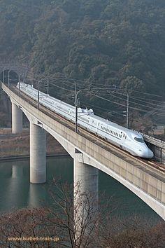 山陽・九州直通用 N700系 山陽・九州新幹線「みずほ」「さくら」 新八代~新水俣(熊本県)