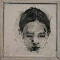 "domenico grenci; Drawing, ""untitled"""