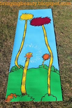 Paint your own yoga mat to suit you.