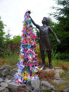 Sadako Sasaki: La leyenda de las mil grullas de papel