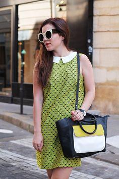 Elodie in Paris: WOMENS DESIGNER FASHION SUPER BOLD ROUND CAT EYE SUNGLASSES 9278
