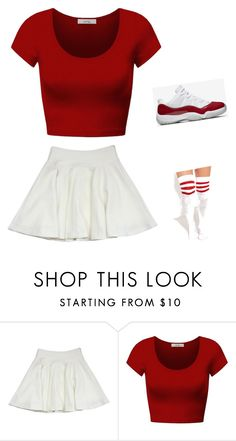 """""""My First Polyvore Outfit"""" by kishonna-boyce ❤ liked on Polyvore featuring Milly, DK and Missguided"""
