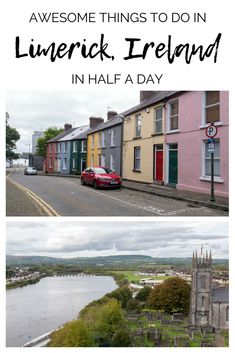 Awesome things to do in Limerick in half a day. Have a limited amount of time in Limerick? You can still see so many Limerick attractions in a short time! Travel Tips For Europe, Europe Destinations, Guinness, Dublin, England, Ireland Travel, Ireland Vacation, City Break, European Travel