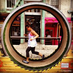 REI Adventure Zone / NYC Summer Streets