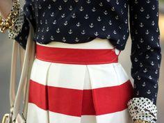 so america. so nautical. perfect.