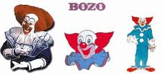 Bozo this is the right bozo all the others on pinterest could give you nightmares.