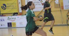 Omaira Martín y Zaira Ojeda, a la final del Campeonato de España con Canarias