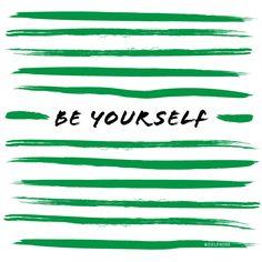 #beyourself