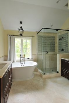 Eclectic Bathroom Shower Design, Pictures, Remodel, Decor and Ideas - page 2