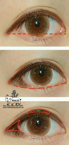 Trendy makeup korean style eyeliner Ideas Trendy makeup korean style eyeliner IdeasYou can find Japanese makeup and more on our website. Makeup Korean Style, Korean Makeup Tips, Asian Eye Makeup, Korean Makeup Tutorials, Makeup Style, Grunge Eye Makeup, Korean Beauty, Puppy Eyes Makeup, Japanese Makeup