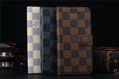 LV Gucci Schutztasche aus Leder im klassischen Handtasche Design für iPhone 5/5S/6/6 Plus - spitzekarte.com