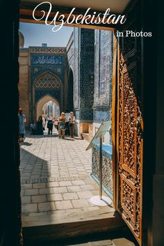 Uzbekistan Tours & Travel - discover the highlights of this Silk Road country and find information needed for your next Uzbekistan tour booked at Kalpak Journey, Travel Photos, Travel Tips, Silk Road, Central Asia, Travel Information, Asia Travel, Where To Go, Perfect Place