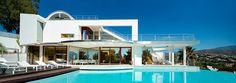 Modern Luxury Villa Marbella Spain Buy Rent Property Costa Del Sol
