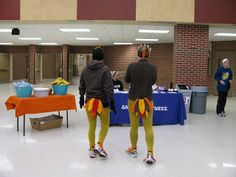 Fergus Falls Area Runners: 2nd Annual Turkey Trot