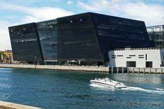 Biblioteca Nacional de Dinamarca, Copenhague