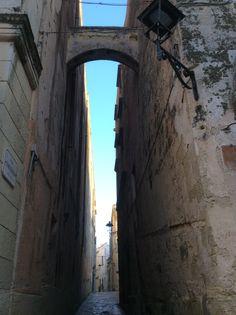per i vicoli di Otranto