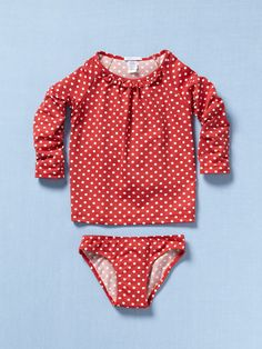 Swim Set by Eberjey on Gilt: I NEED to get this for Moo! She is SO FAIR!