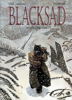 Blacksad vol 2 – Arctic Nation ………………… | Viewcomic reading comics online for free