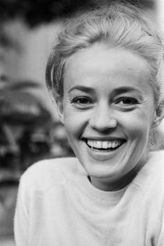 Jeanne Moreau: One of France's most acclaimed actresses.