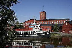 By the River Loimijoki, Forssa, Finland