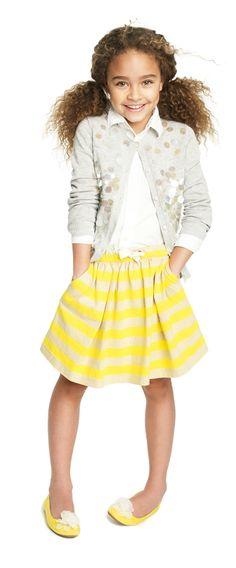 cute, playful skirt.