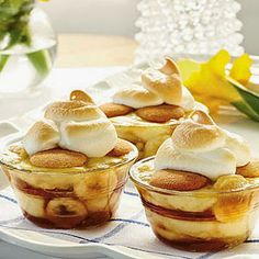 RECIPES YOU MAY LIKE TO TRY: Caramelized Banana Pudding