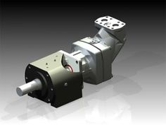 Overhung load adaptors protect shaft seals in hydraulic systems