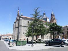 Salamanca Peñaranda de Bracamonte Iglesia de San Miguel