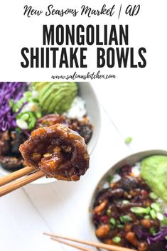 Today I'm sharing a behind the scenes look into local mushroom farm, River City Shiitake, plus the recipe for my Mongolian Shiitake Mushroom Bowls. Sin Gluten, Popular Recipes, Great Recipes, Low Carb Zucchini Fries, Popular Chinese Dishes, Okra And Tomatoes, Creamy Tomato Sauce, Low Carb Meal Plan, Mushroom Recipes