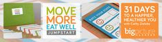 {Move More, Eat Well with Cathy Z and Big Picture Classes starts 01-01-14}