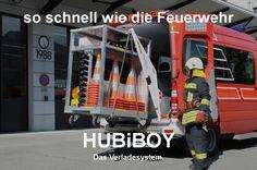 HUBiBOY - perfekt für schnelle Einsätze... noch mehr Möglichkeiten findest du auf www.hubiboy.com Pickup Trucks, Nerf, Toys, Commercial Vehicle, Activity Toys, Toy, Ram Trucks
