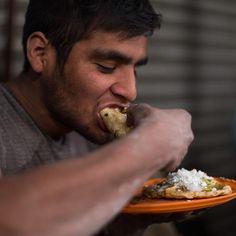 24 horas de comida en Tepito