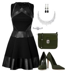 """Untitled 629"" by leo-s-fire ❤ liked on Polyvore featuring Marni, Oscar de la Renta, David Koma and Schutz"