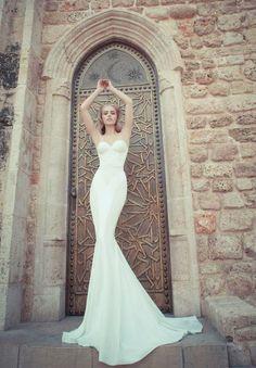 felice-sapiente: Свадебные платья Yaki Ravid 2012