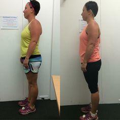 #BodyByMinistryOfMovement #AmazingTransformation #HardWorkPaysOff