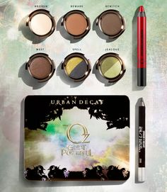 Urban Decay's Theodora from Disney's Oz The Great and Powerful