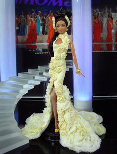 Miss Nauru 2012 by Ninimomo Dolls (#Like this Dress)