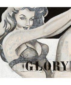 Kitty Meijering, Pin Up Glory