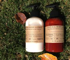 Herbal Mint  Personalized Natural Body Slather by SLATHERlotions, $12.95