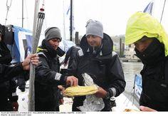 Crêpe Party à #Dieppe sur le #TourVoile #TFV #M34  | Crédit : M Bove / ASO