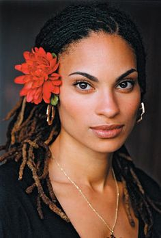Goapele - She was one of my inspiration for getting my locs! Plus she's an amazing singer!