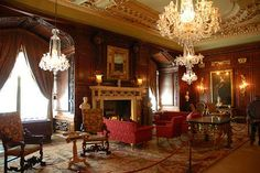 Salón del Castillo Warwick