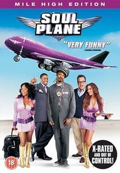 Soul Plane (Tom Arnold Snoop Dogg) DVD R4