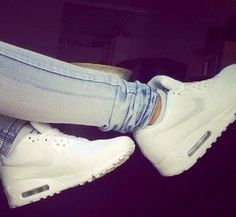 shoes nike airmax nike, airmax, air, white, shoes, trainers, tumblr, white nike air max