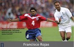 Frases absurdas en el mundo del fútbol - Rojas
